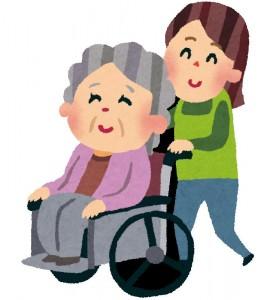 年寄り車椅子